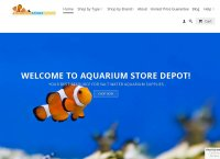 Aquarium Store Depot | Aquarium Supplies, Fish Tanks, and LED Lights