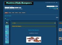 Native Fish Keepers
