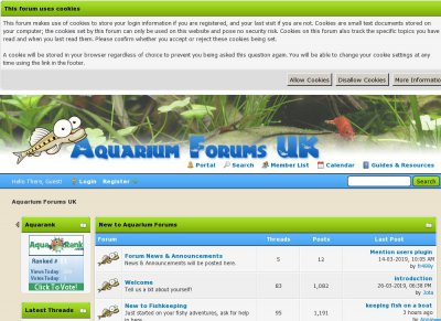 Aquarium Forums UK