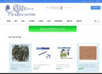 Aquaticsuk.co.uk - WorldWide Aquatic Auctions