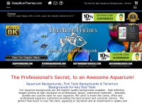 Aquarium Backgrounds for Professional and Custom Tanks