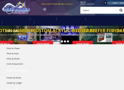 Stats fish tanks direct buy freshwater for Fish supplies online